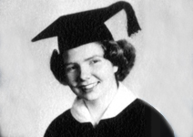 Photo of Joan Cain ' 51.  Link to her story.